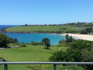 Kiama Beach House - Views, views and more views!!