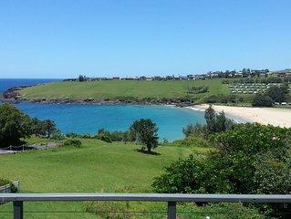 Kiama Beach House - Views, views and more views!!