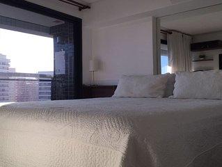 Flat Landscape- Fortaleza