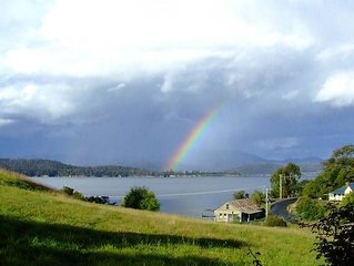 Brooks Bay Cottage - located at Huon Valley