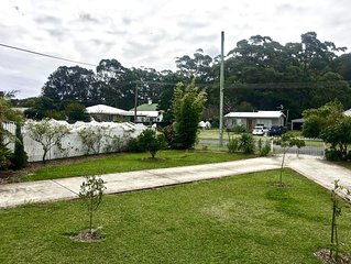 Jervis bay bed and breakfast.