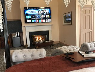 Romantic Boutique Hotel / Bed and Breakfast - Deluxe Schoolhouse Suite