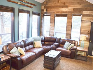 Forest Rose-Hot Tub-Pet Friendly-Close to Ski Cooper-Modern remodel w/ Leadville