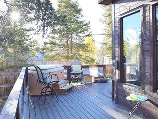 Forest Rose-Hot Tub-Pet Friendly-Close to Ski Cooper-Modern remodel w/ Leadville