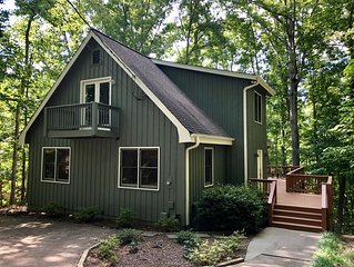 **NEW LISTING** The PERFECT Lake Lanier Getaway Cottage