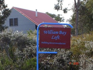 William Bay Loft- 3 minutes to beautiful Greens Pool .William bay National Park