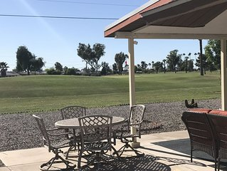 5 star resort  home on the golf course relax in your patio with awesome views