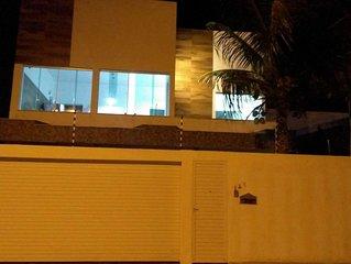 Casa na praia de Aruana