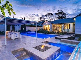 Luxury Pool House - Opposite McCrae Beach