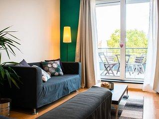 Viola Apartment Inside Garden