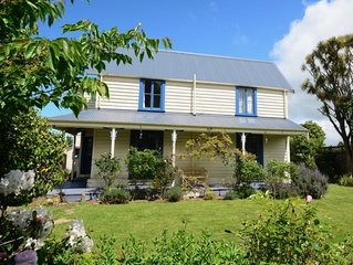 Historic cottage in Greytown