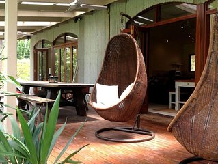 Big Love - Byron Bay Hinterland. Fully Furnished. 6 Month Rental Available