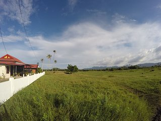 Sawah Padi Villa - Rice Paddy Field Views