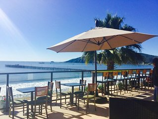 Quaint Oceanfront Property