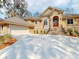 Brand new high-end home located on the 16th hole of the Robert Trent Jones Golf