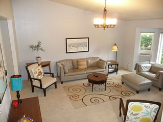 Private South Hill 2bed-2bath Home 15 Minutes to Downtown Shopping & More