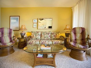 Family Favorite! Roomy 2-Level w/Kitchen+Laundry Perks, Lanai, WiFi–Makahuena 43