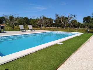 Charming STUDIO TRANQUIL with Swimming Pool set in 3 Acres of Olive Groves