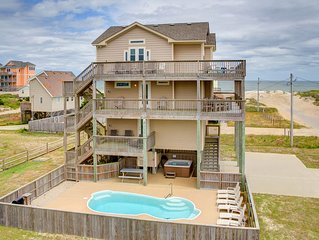 Sunsets in Rodanthe - Upscale 4 Bedroom Oceanside Home in Rodanthe