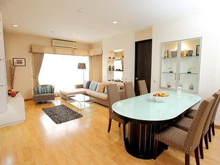 Central Sukhumvit Bangkok 3 Bedroom Apt.