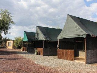 Marakele Animal Sanctuary-Safari Tents