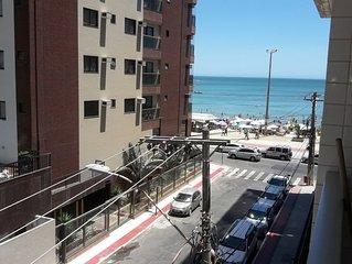 ferias descança ou pesca em guarapari Apartamento   com vista ao mar.