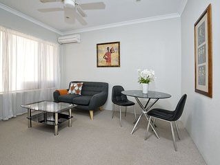 Le Souef's Award winning Apartment