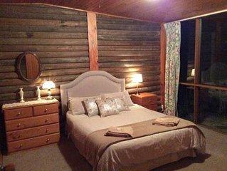 Burnslea Log Cabin, Mylor