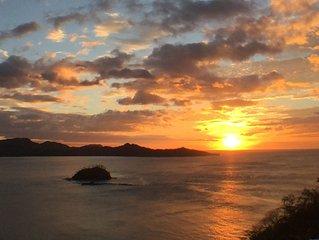 Stunning Ocean View Condo-Playa Flamingo & Playa Conchal