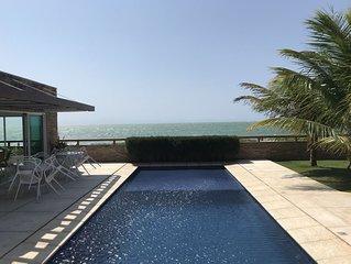 Casa de LUXO a Beira Mar