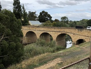 Richmond Bridge Accommodation - stay in the midst of Australia's history