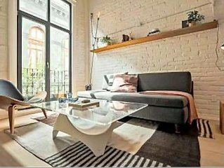 Donceles loft- Modern 2 floor loft in Donceles street in CDMX downtown