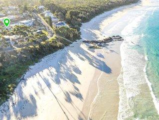 Surfside Cottage - Narrawallee, NSW