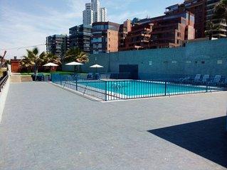 Edificio Los Delfines, hermoso apartamento 2