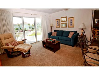 SeaCrest 215B - Beautiful sunsets and views of the Inter-coastal Waterway and th