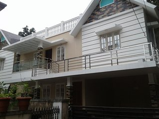 Posh home in a silent and calm residential area so close to city