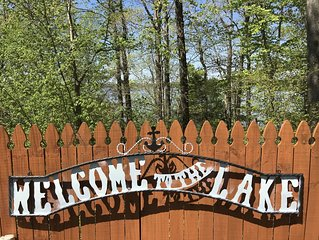 Our Lake House is available for your retreats or visit!!