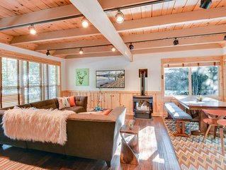 Relaxing Tahoma Cabin with High End Hot Tub