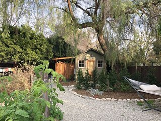 Pepper Tree Cottage tiny home