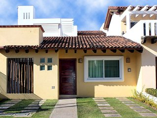 Beautiful and cozy house for rental in Bucerias- Amazing 3BR Villa!!