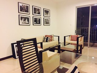 2 B/R Apartment : In the heart of Colombo 2