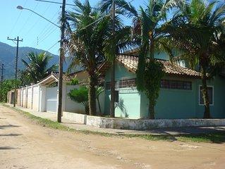Casa com 3 suites em Maresias com piscina - 3 suites