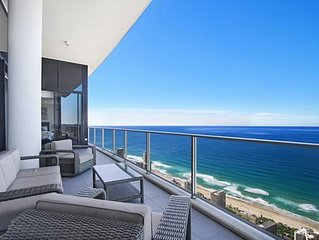 ❤️Circle 5 bedroom Level 67 sub Penthouse - One Only