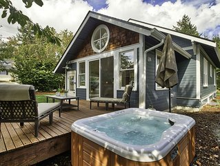 5bdrm Craftsman with a hot tub and BBQ in a wonderful neighborhood
