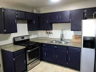 East El Paso Remodeled Beautiful Home with Patio!