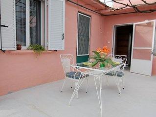 Sea-view cottage in Mavrata village close to Katelios & sandy beaches