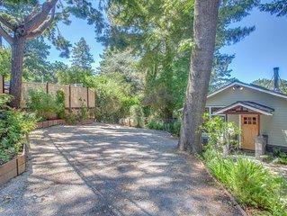 Cheerful Home- Best of Both Worlds!- Santa Cruz and San Jose