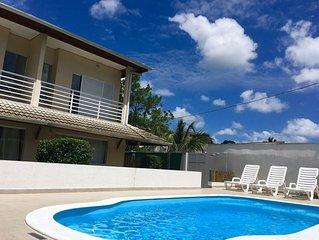 Apto Duplex - Vila Tiare Maresias: Casas novas e modernas