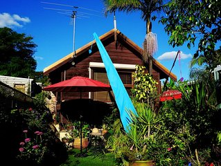NEW LISTING - BALINESE Style Studio Retreat!