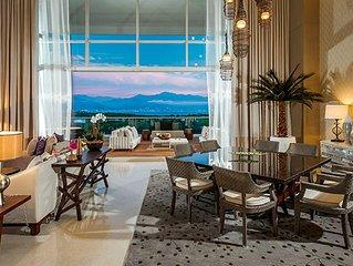 Opulent 3-BR/4-Bth Loft At Grand Luxxe Nuevo Vallarta-Platinum Benefits Included